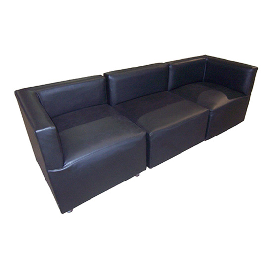 Function Sofa - Black