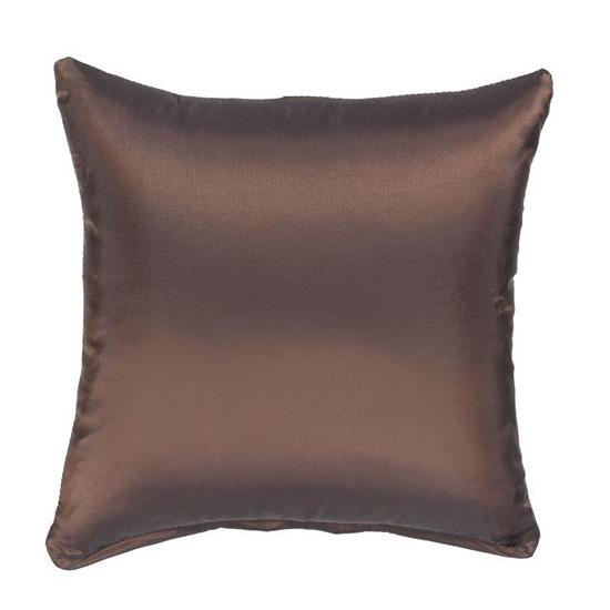 Chocolate Brown Pillow