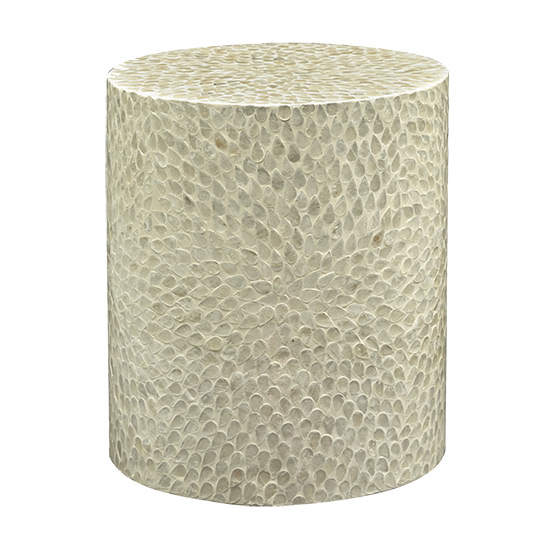 Oyster Accent Table