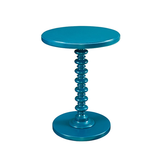 Phoebe Table - Teal
