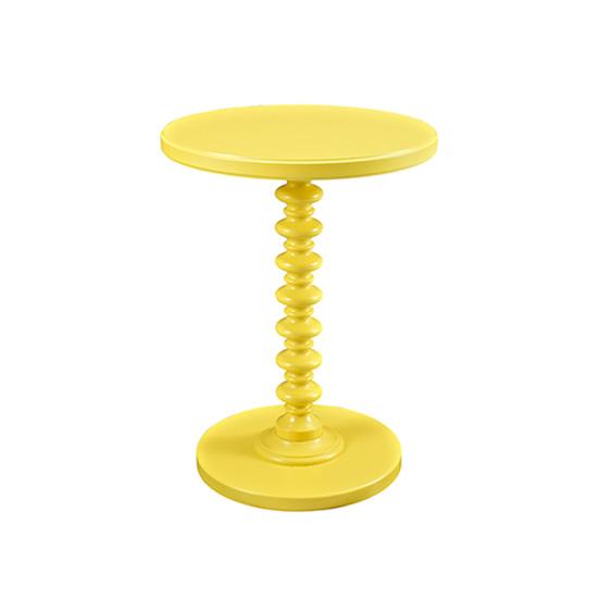 Phoebe Table - Yellow