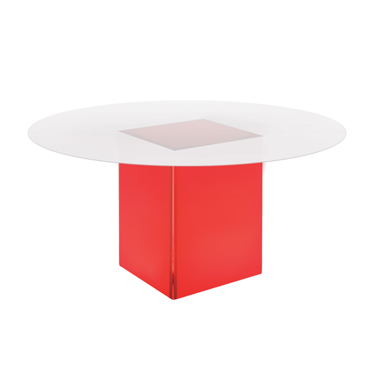 kool. GLO Dining Table